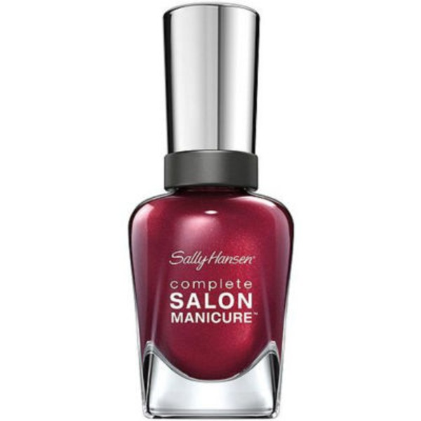 Sally Hansen Complete Salon Manicure 480 Wine Pot
