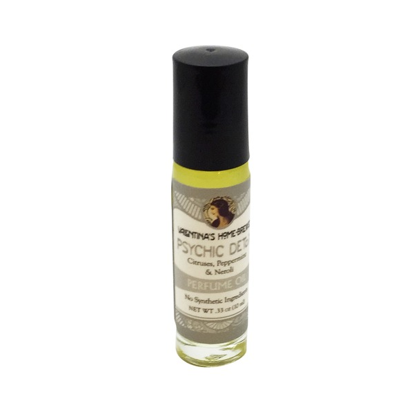 Valentina's Home Brewed Psychic Detox Perfume Oil