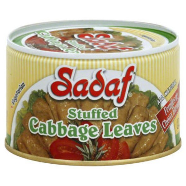 Sadaf Stuffed Cabbage Leaves