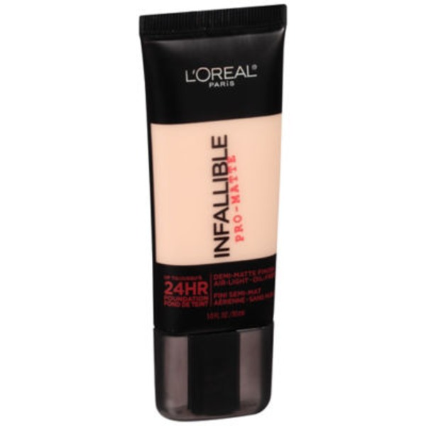 Infallible 101 Classic Ivory Pro-Matte Foundation