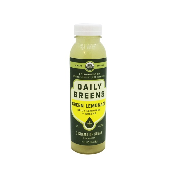 Daily Greens Green Lemonade