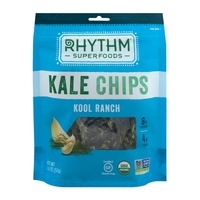 Rhythm Superfoods Kale Chips Kool Ranch