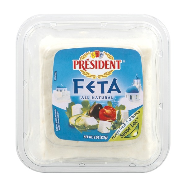 President Feta Cheese