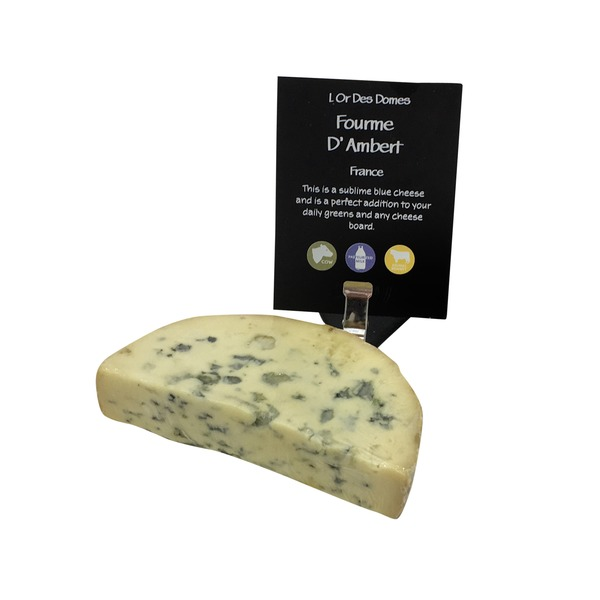 Livradois Raw Fourme D'ambert