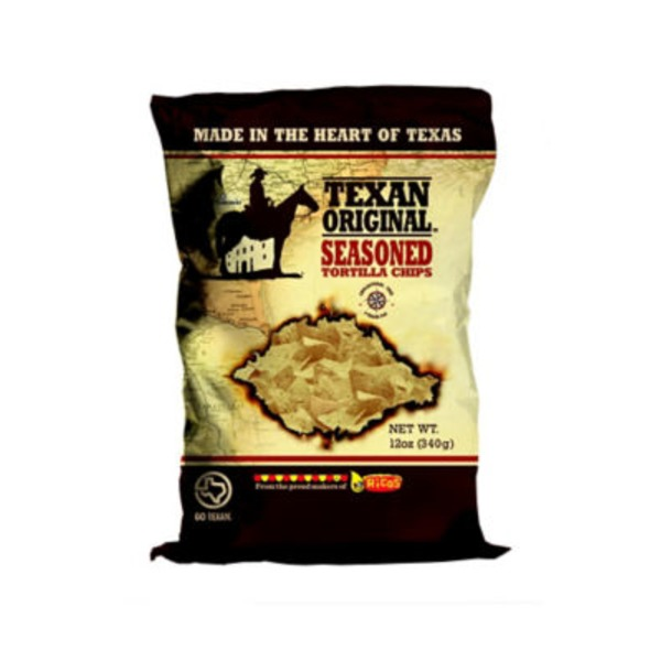 Ricos Texan Original Seasoned Tortilla Chips