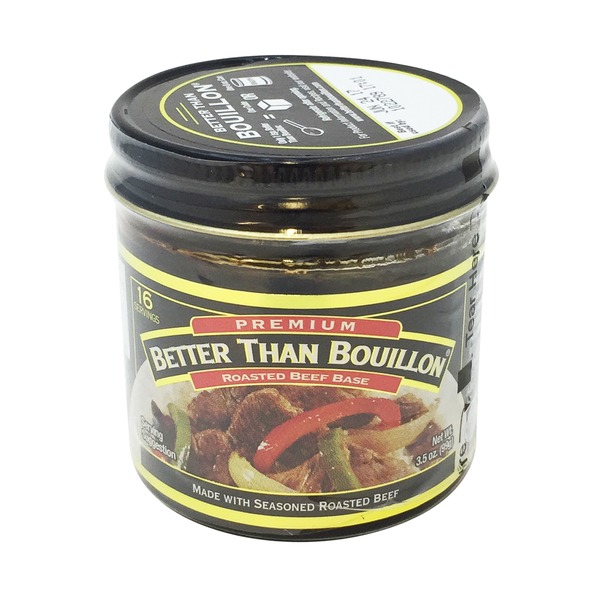 Better Than Bouillon Premium Roasted Beef Base