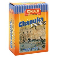 Rokeach Chanuka Candles