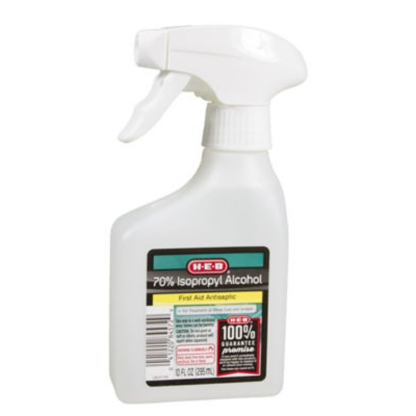 H-E-B 70% Isopropyl Alcohol Spray