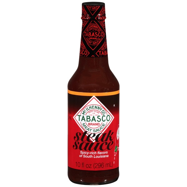 Tabasco ® Brand Steak Sauce Meat Sauce
