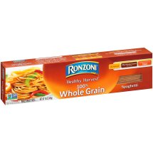 Ronzoni Healthy Harvest Whole Grain Spaghetti, 16.0 OZ