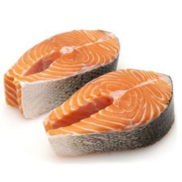 Fresh Boneless Atlantic Salmon Steak