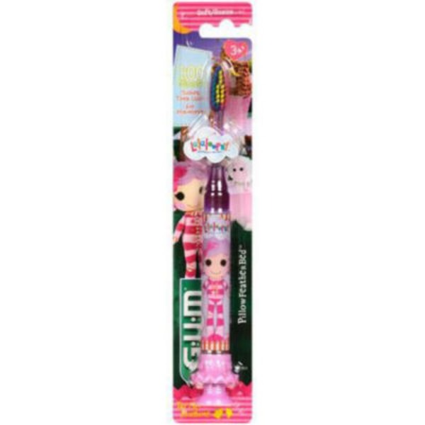GUM Lalaloopsy Toothbrush Soft