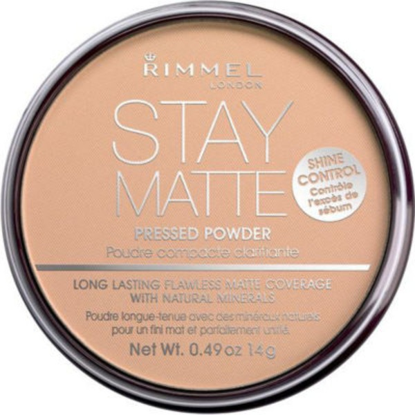 Rimmel Pressed Powder Long Lasting Sandstorm 004