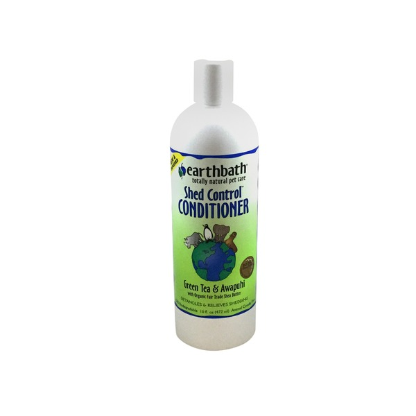 EarthBath Shed Control Dog Conditioner