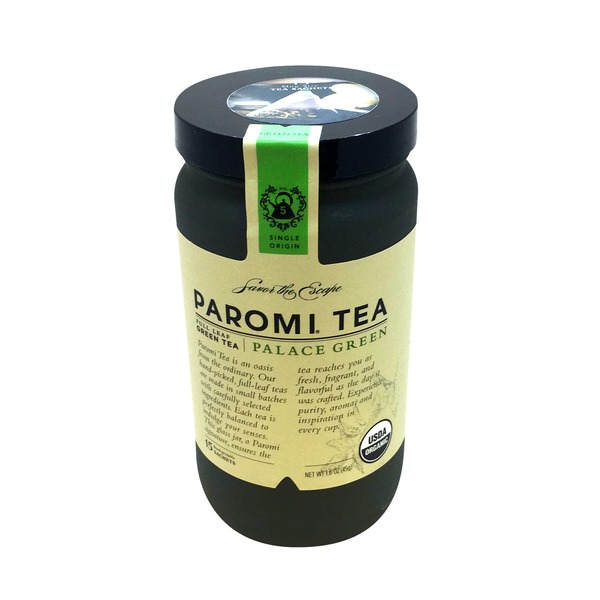 Paromi Tea Palace Green Tea