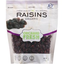 Hines Orchard Fresh Organic Raisins, 10 oz