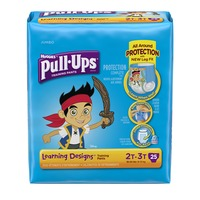 Pull Ups Learning Designs for Boys 2T-3T Training Pants