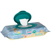 Pampers Baby Fresh Wipes, Scented (64 count)