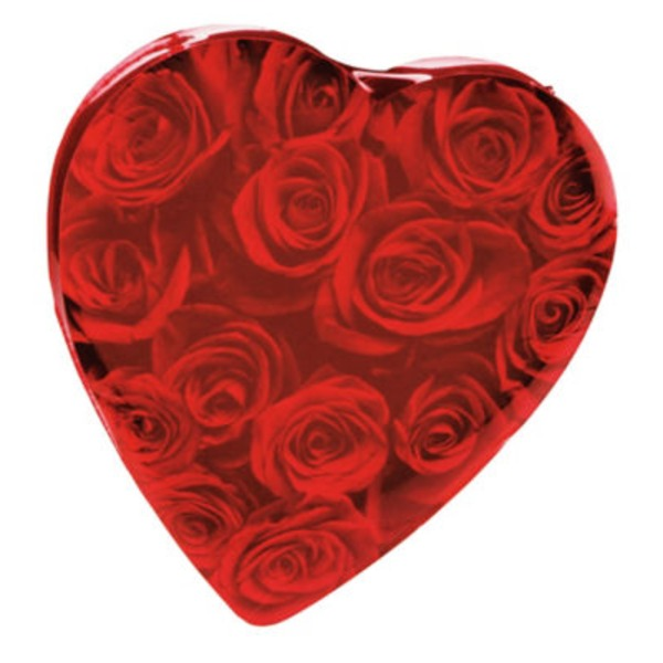 Elmer's Candy Valentine's Rose Bouquet Red Wrap