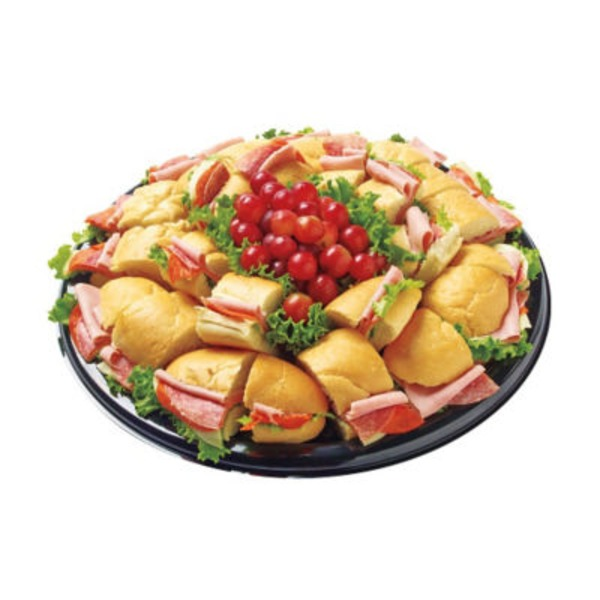Boar's Head Authentic Italian Submarine Roll Tray Serves 24
