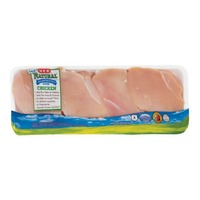 H-E-B Natural Chicken Breast Boneless Skinless