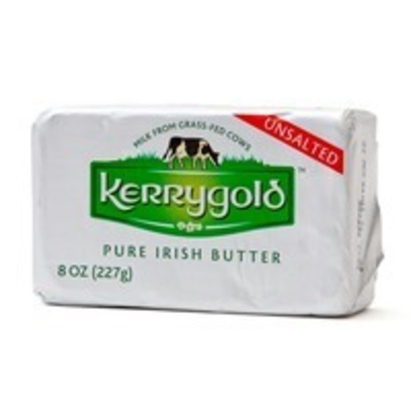 Kerrygold Unsalted Irish Butter