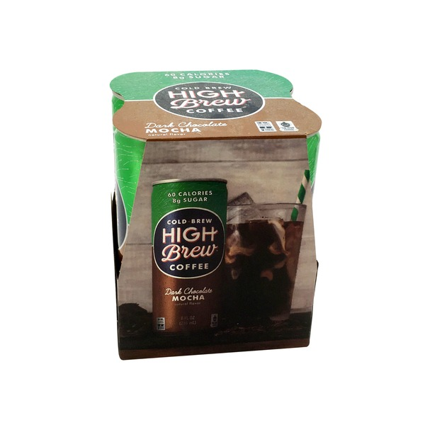 High Brew Cold Brew Dark Chocolate Mocha