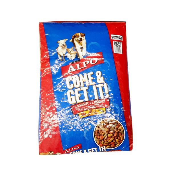 ALPO DRY Come & Get It! Cookout Classics Dog Food