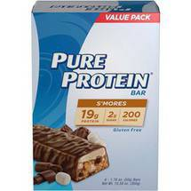 Pure Protein S'mores High Protein Bars