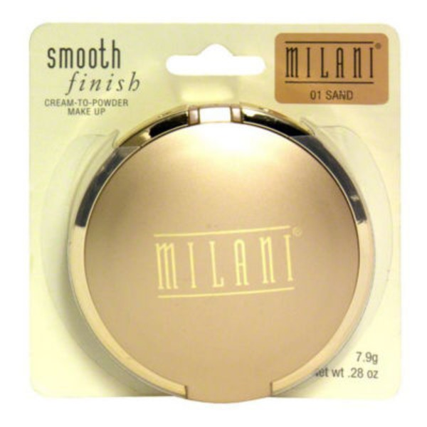 Milani Smooth Finish Cream-to-Powder - Sand