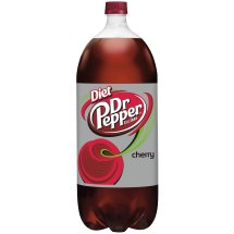 Diet Dr Pepper Cherry, 2 L
