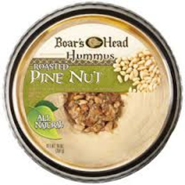 Boar's Head Hummus Roasted Pine Nut