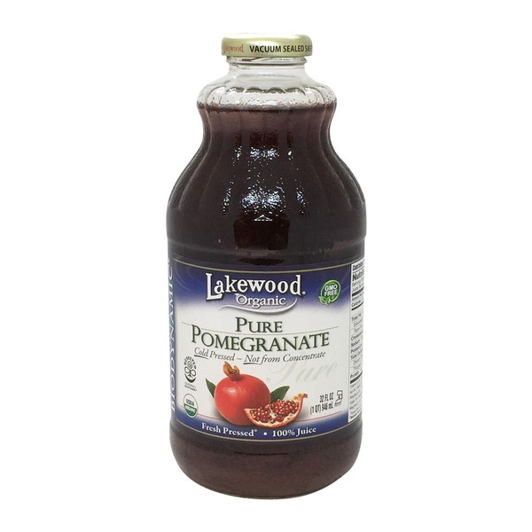 Lakewood Organic Pure Pomegranate Juice