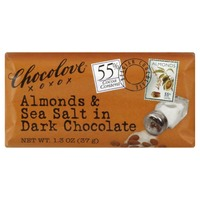Chocolove Almonds & Sea Salt Dark Chocolate