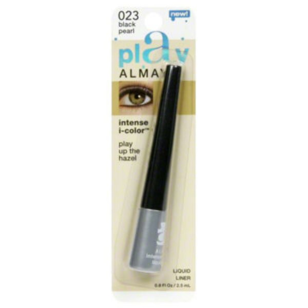 Almay Intense i-Color Liquid Liner For Hazel Eyes - Black Pearl