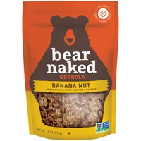 Bear Naked Go Bananas Go Nuts Soft-Baked Granola