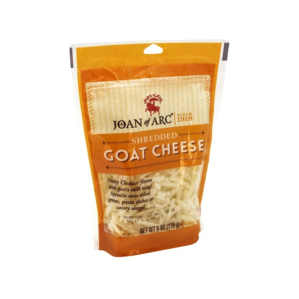 Joan of Arc Shredded Goat Cheese