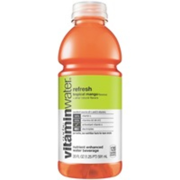 Glaceau Vitaminwater Refresh Tropical Mango Vitaminwater