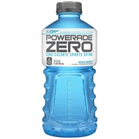 Powerade Zero Zero Calorie Mixed Berry Sports Drink