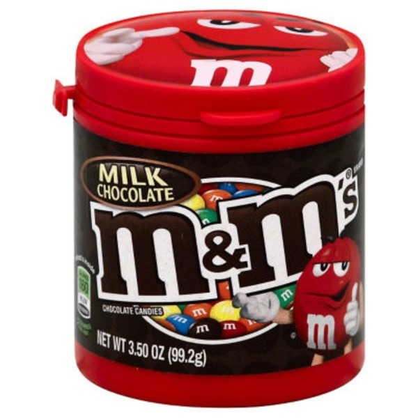 M&M's Milk Chocolate Candies, To-Go