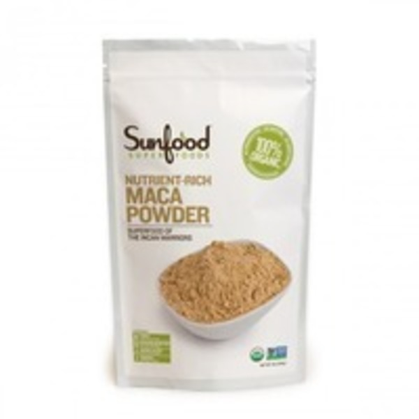 Sunfood Organic Maca Powder