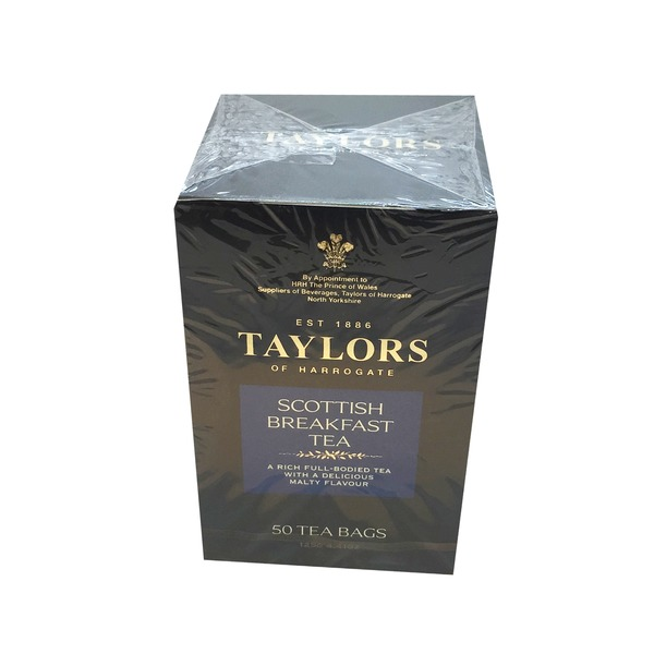Taylors of Harrogate Scottish Breakfast Tea