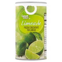 Great Value Limeade, 12 fl oz