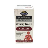 Garden of Life Doctor Formulated Probiotic Urinary 50 Billion
