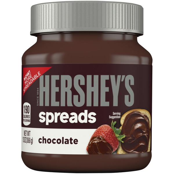 Hershey Chocolate Spreads