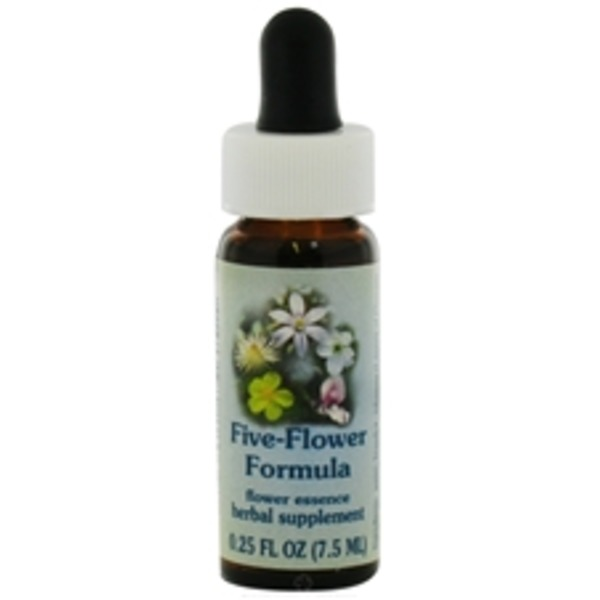 Sidda Flower Essence Five-Flower Formula Dropper