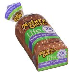 Nature's Own Double Fiber Wheat Bread, 20 oz
