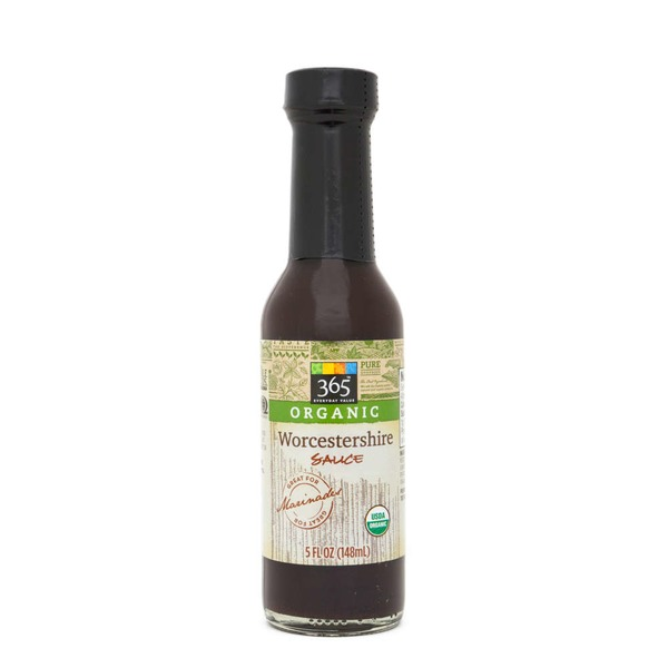365 Organic Worcestershire Sauce