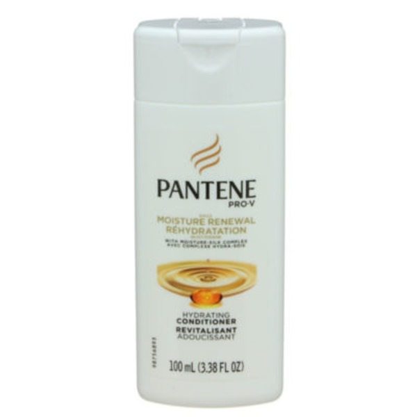 Pantene Daily Moisture Renewal Pantene Daily Moisture Renewal Hydrating Conditioner 3.38 oz (trial size)  Female Hair Care