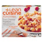 Lean Cuisine Favorites Five Cheese Rigatoni, 10.0 OZ